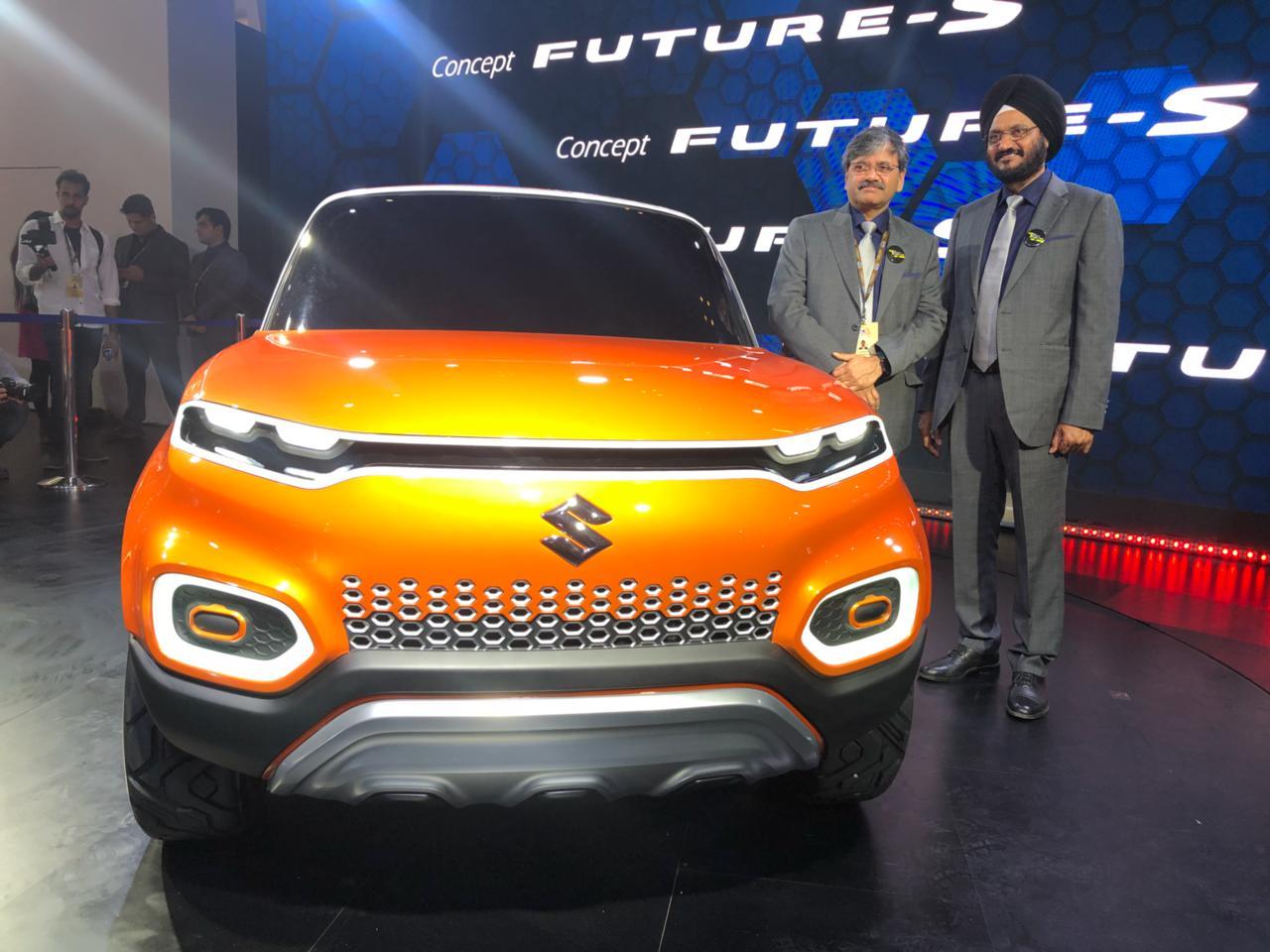 Auto Expo 2018: EVs, concepts dominate