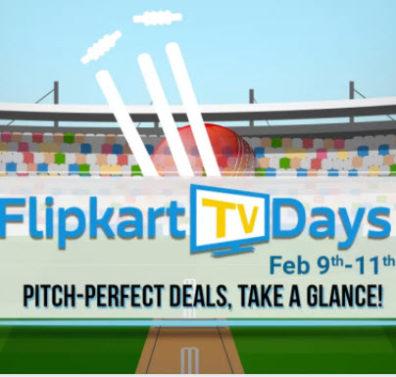 Flipkart TV Days