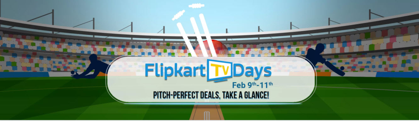 Flipkart TV Days