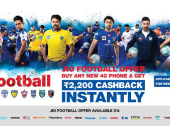 Jio Football Offer