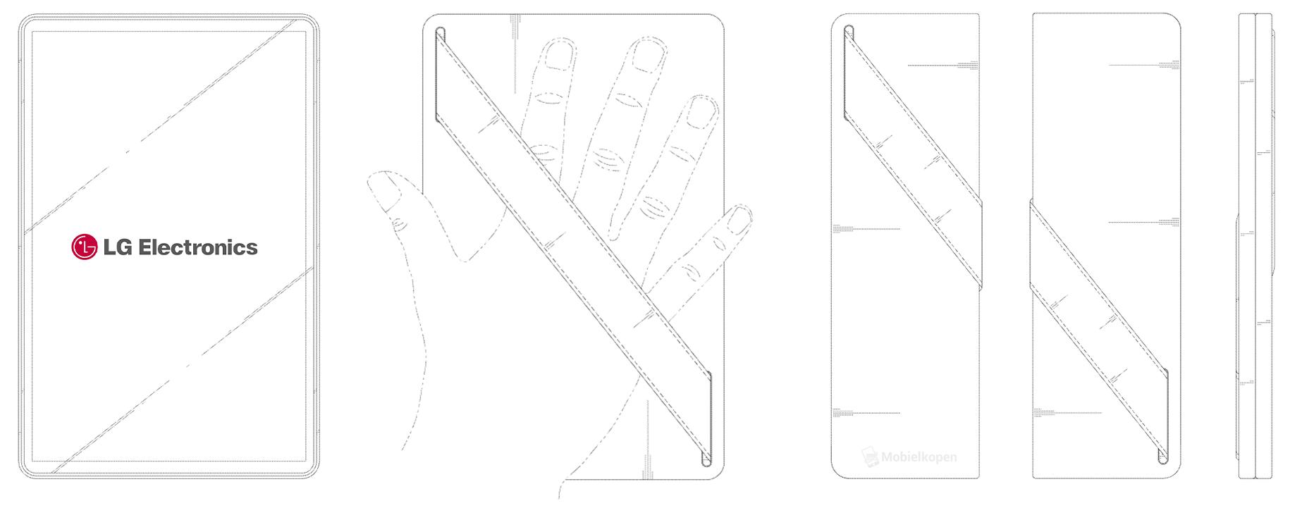 LG design patent