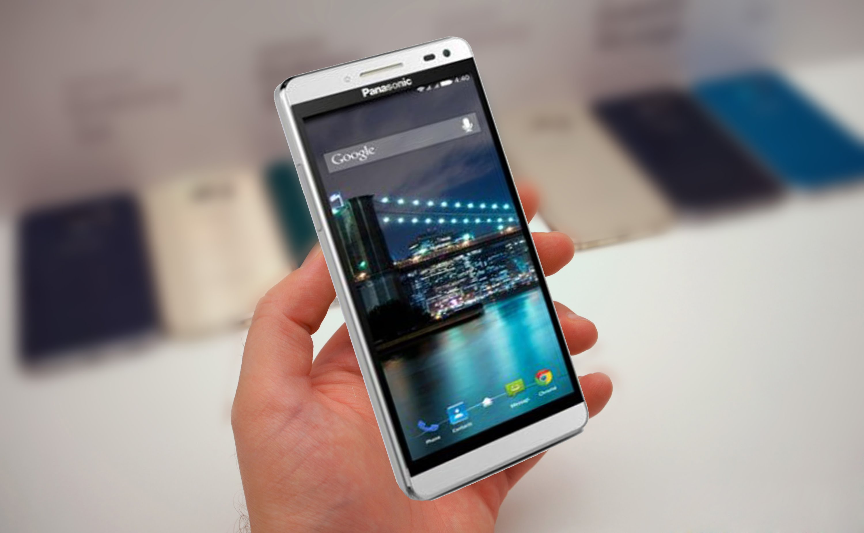 Panasonic P100 launched in India, prices start from Rs 5299: Specifications, features