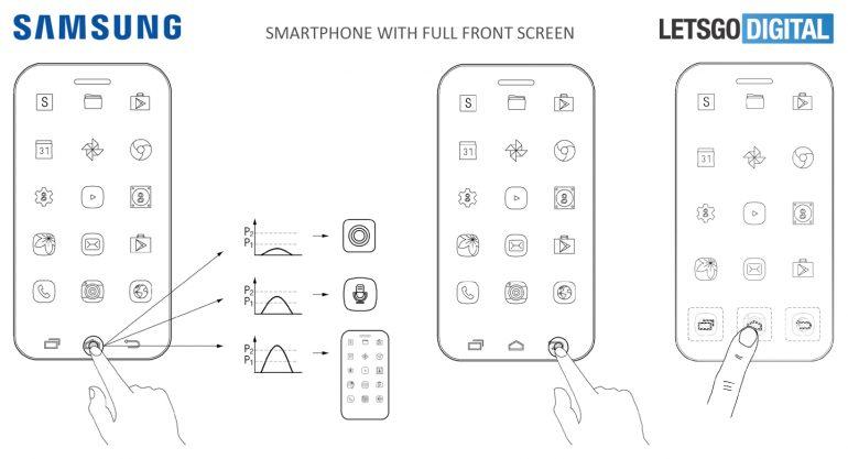 Samsung Galaxy full screen 2