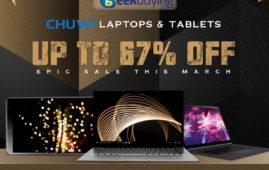Chuwi Brand Epic Sale