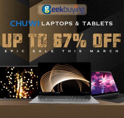 Chuwi Brand Epic Sale