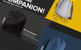 Mi Travel Backpack