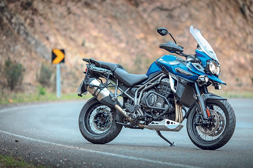 Triumph Tiger 2018 Series Launch Date Announced
