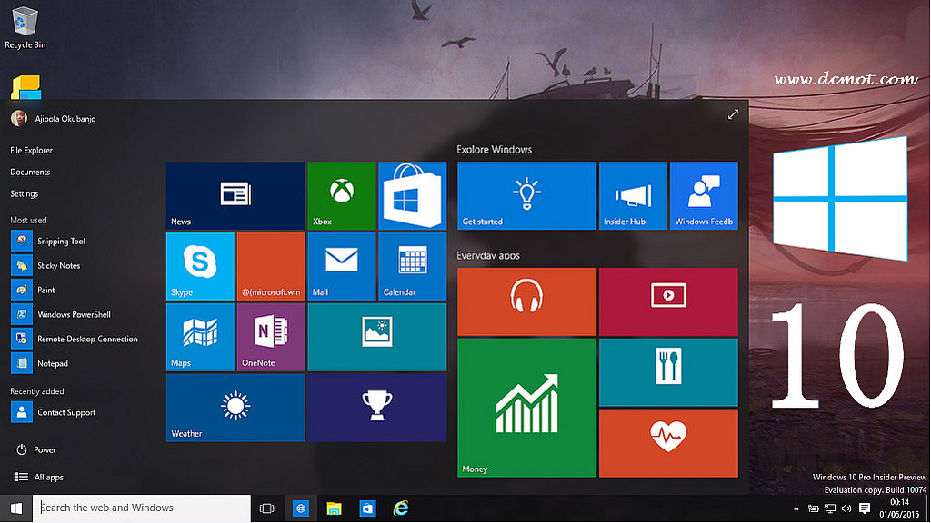 Microsoft told about a secret mode in Windows 10