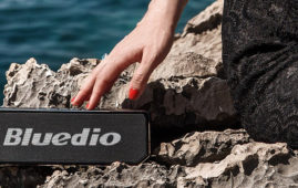 Bluedio BS-6 Mini Smart Cloud Speaker