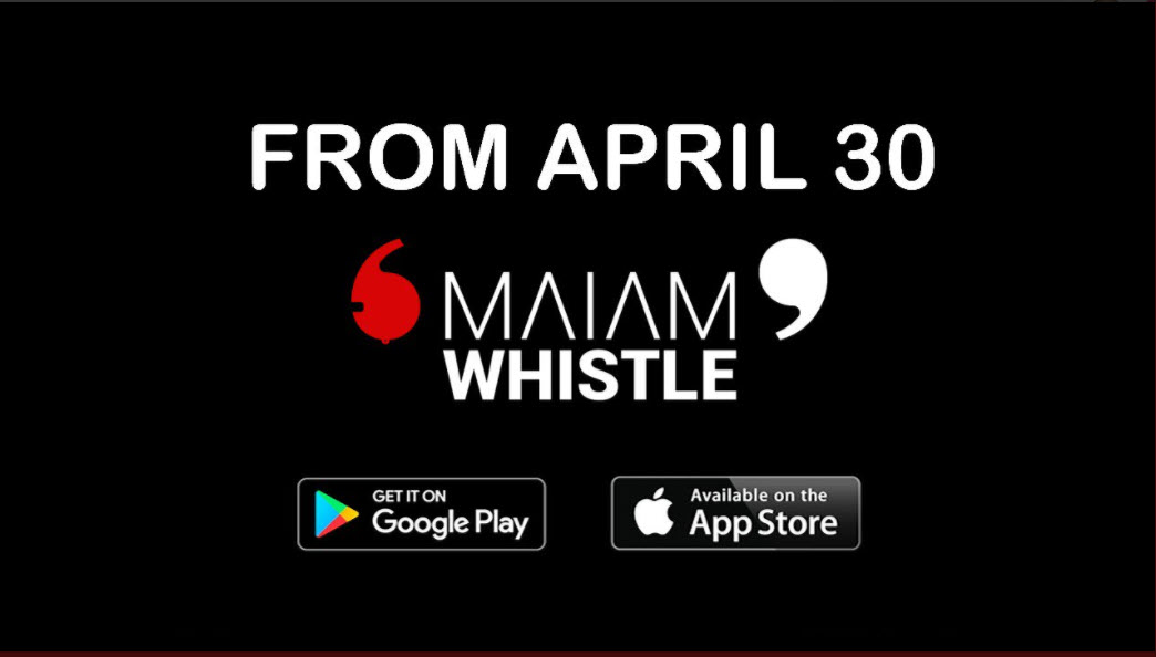 Maiam Whistle