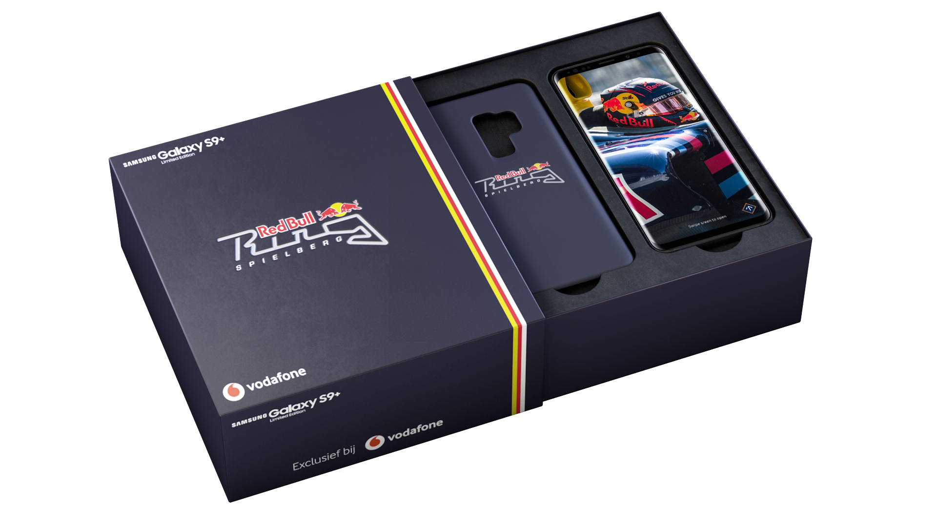 Samsung And Vodafone Launch Red Bull Ring Pack Limited Edition