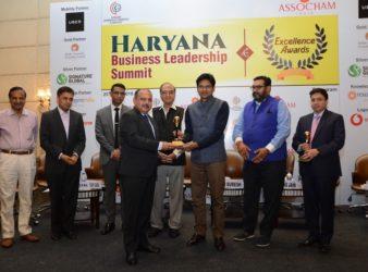 Image 2_Shri Mohit Narru, Business Head, Vodafone India Limited, Haryana...