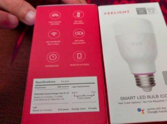 Xiaomi Yeelight YLDP06YL