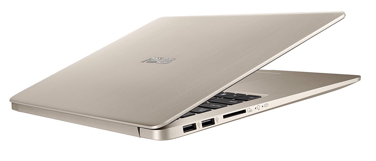 Asus VivoBook S stylish and powerful