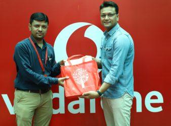 Devang Mandalia Vodafone