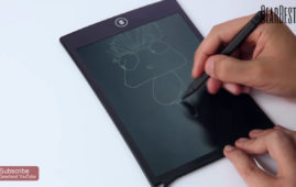 Colormix writing tablet