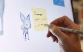 Whiteboard app