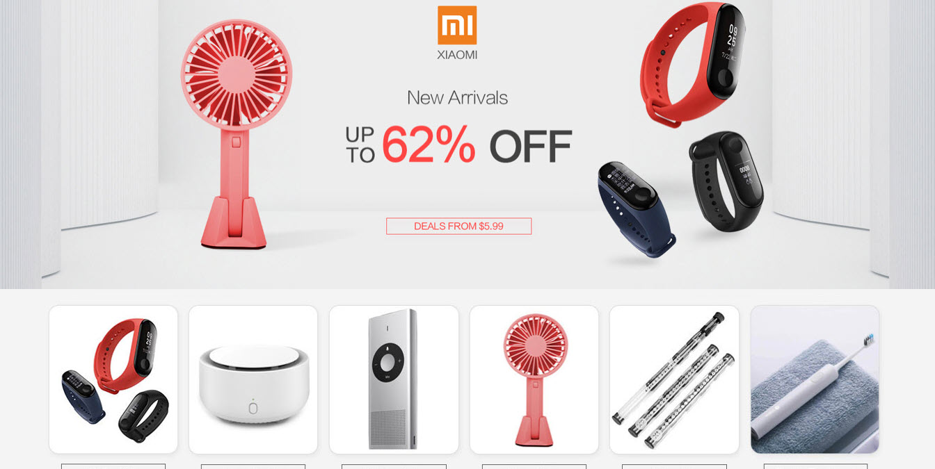 Xiaomi Special Promotion