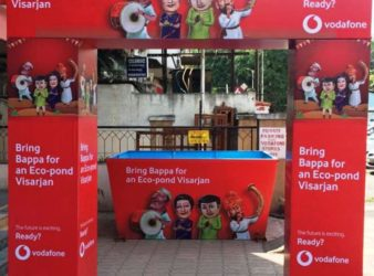 Vodafone Eco Ponds