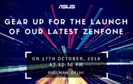 Asus Launch Invite