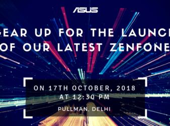 Asus Launch Invite