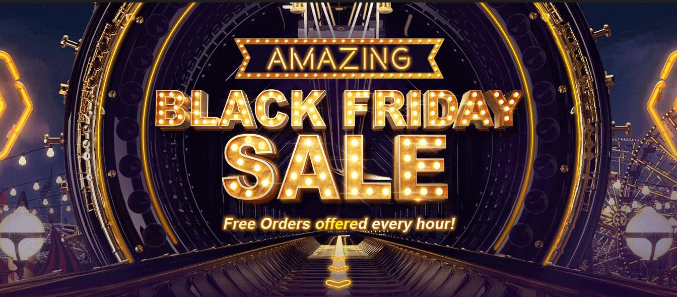 Amazing Black Friday