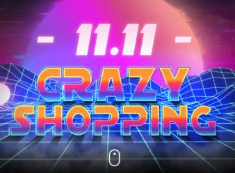 Banggood 11.11 Crazy Shopping