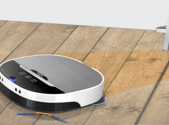 MinSu NV-01 Robot Vacuum Cleaner