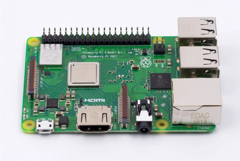 Raspberry Pi 3 B Plus