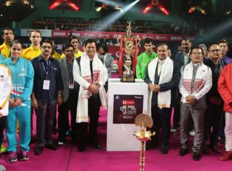 Vodafone Premier Badminton League 2018