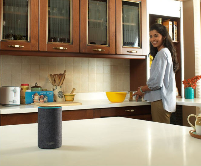 Alexa on over 100 mln devices shipped so far