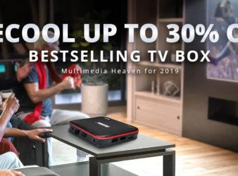 MECOOL TV Box