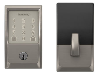 Schlage Encode Smart Wi-Fi Deadbolt