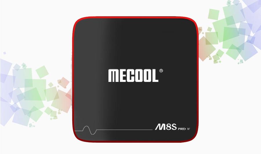 Mecool M8S PRO TV Box