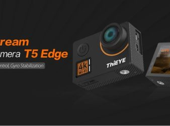 ThiEYE T5 Edge Live Stream