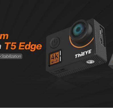 ThiEYE T5 Edge Live Stream