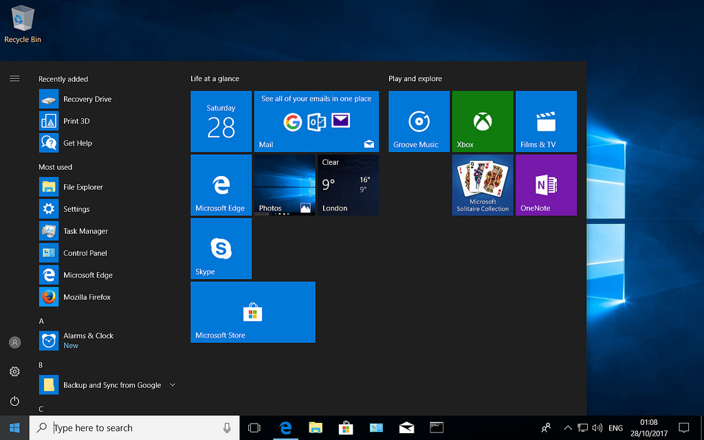 Microsoft Windows 10 operating on 800 million devices globally