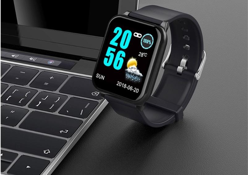Z02 PPG Sports Smartwatch